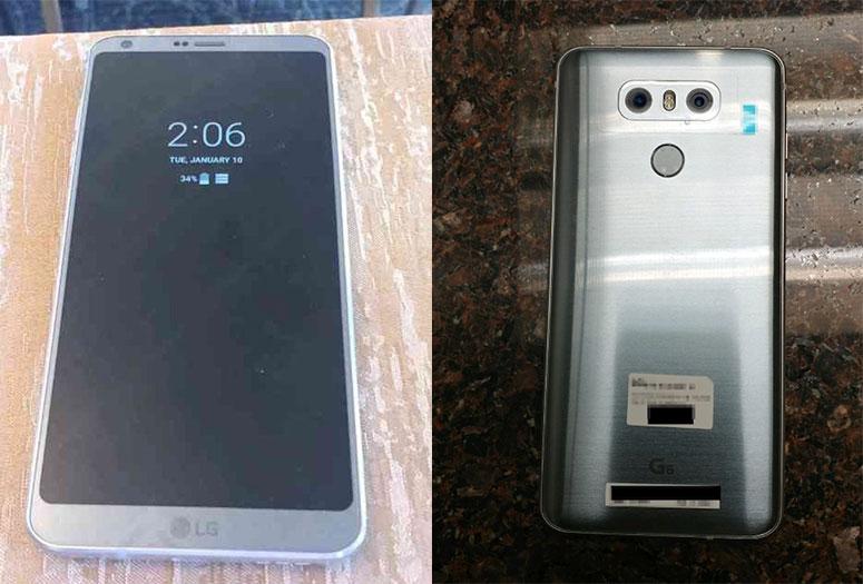 LG potvrdio metalno kućište LG G6-ice