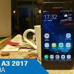 galaxy a3 2017 recenzija