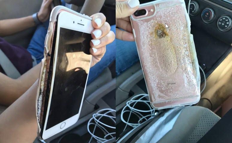 iPhone 7 Plus gori na videu, Apple pokrenuo istragu
