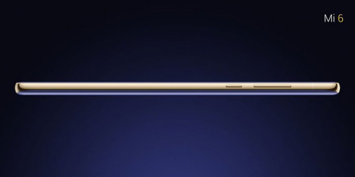 Xiaomi mi 6 službeno vani