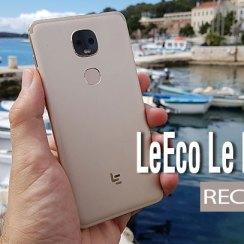 LeEco Le Pro 3 AI Edition RECENZIJA