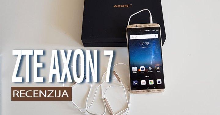 zte axon 7 recenzija
