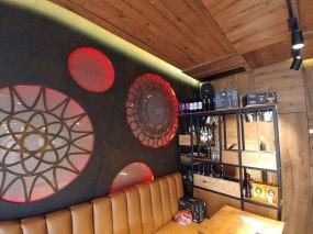Novi kafić širokokutno
