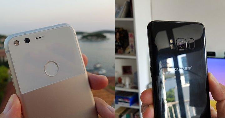 Google Pixel vs. Galaxy S8 - Dvoboj kamerama