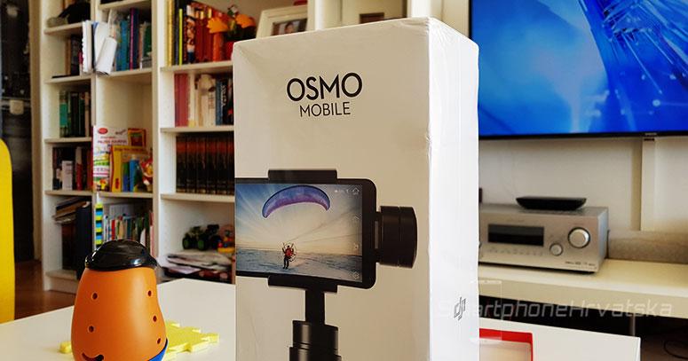 DJI Osmo Mobile - Unboxing i prvi dojmovi