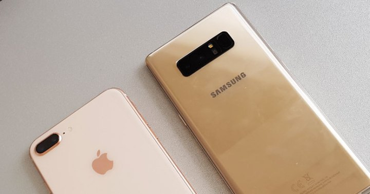 iPhone 8 Plus vs. Galaxy Note8 - Dvoboj kamera