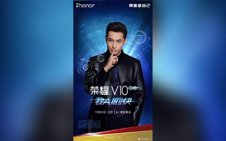 Honor V10 s 6'' bezelless zaslonom, Kirinom 970 i duo kamerom stiže 28. studenog