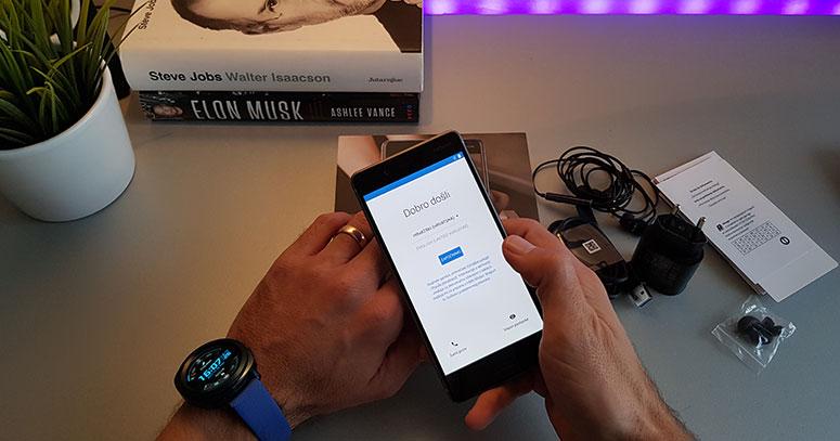 Nokia 8 - Unboxing i prvi dojmovi