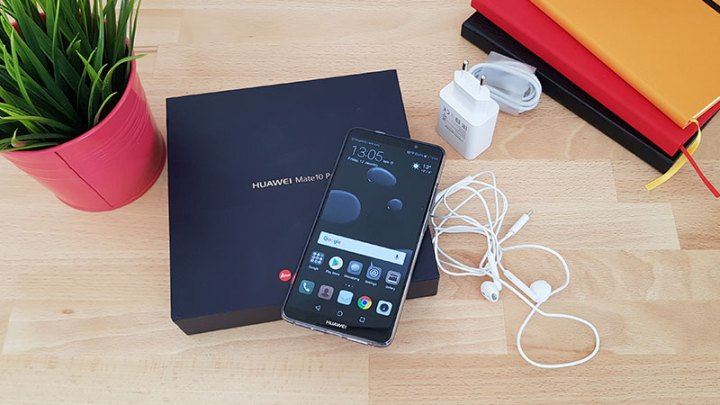 Huawei Mate 10 Pro - Unboxing i prvi dojmovi