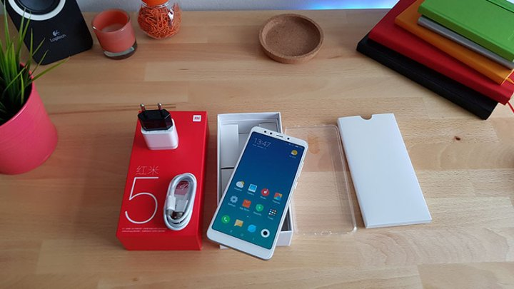 Xiaomi Redmi 5 - Unboxing i prvi dojmovi