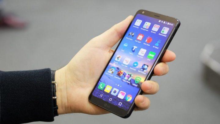 LG Judy - tvrtkin flagship za 2018 stiže u lipnju s novim MLCD+ ekranom i Snapdragonom 845