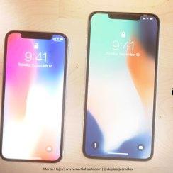 Na jesen tri iPhonea: stižu 6.5'' iPhone X Plus i low-cost model