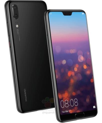 Evo detaljnih specifikacija nadolazećeg Huawei P20 telefona