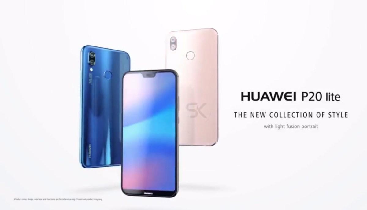 Procurio i službeno promo spot za Huawei P20 Lite