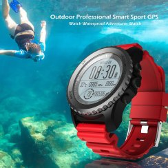 Zgrabi S968 Outdoor Professional Smart Sport GPS Watch u pola cijene!