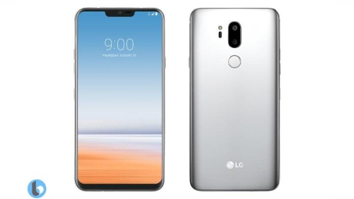 Još bolji pogled na navodni LG G7