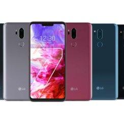 LG G7 ThinQ na renderima u svim bojama - zub je spreman