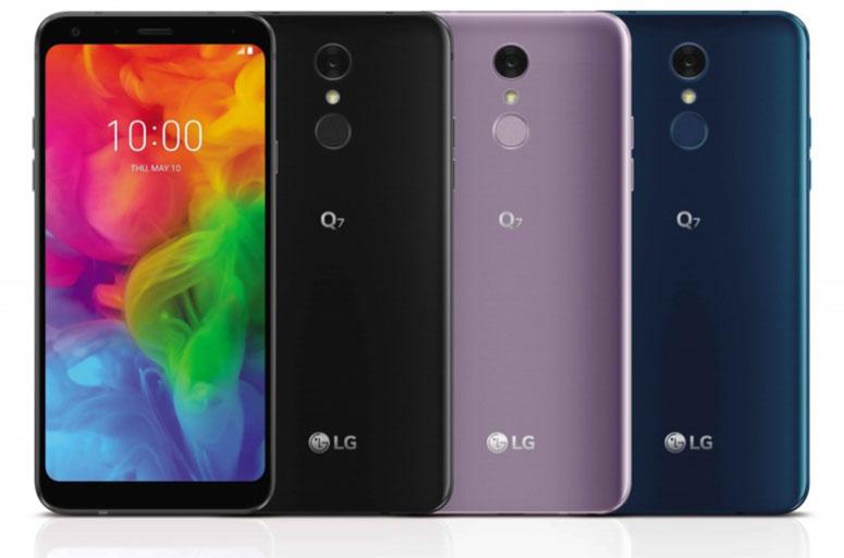 LG predstavio nove Q7 vodootporne telefone za segment srednjeg ranga