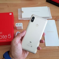 Xiaomi Redmi Note 5 unboxing