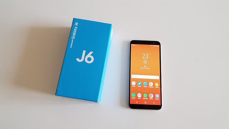 Recenzija: Samsung Galaxy J6