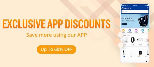 Uštedi i do 60% kupnjom kroz Geekbuying aplikaciju