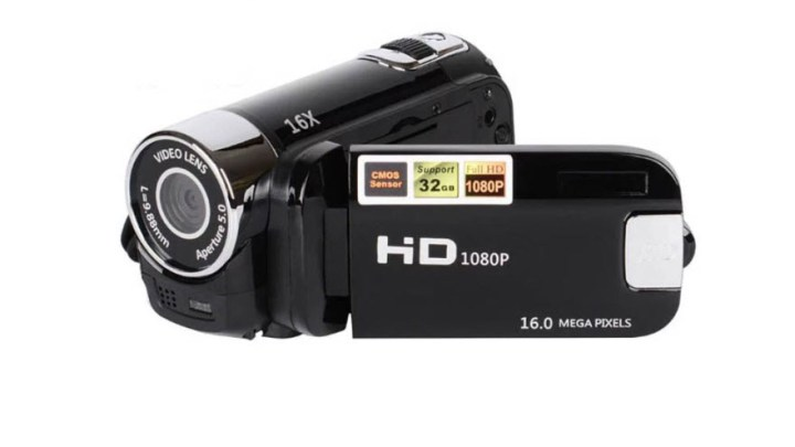 Ova DV video kamera može biti tvoja za samo 18€