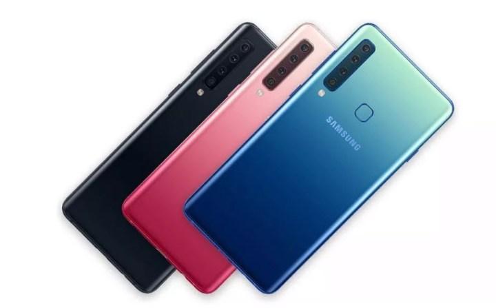 Galaxy A9 službeno vani kao prvi smartphone s četverostrukom kamerom