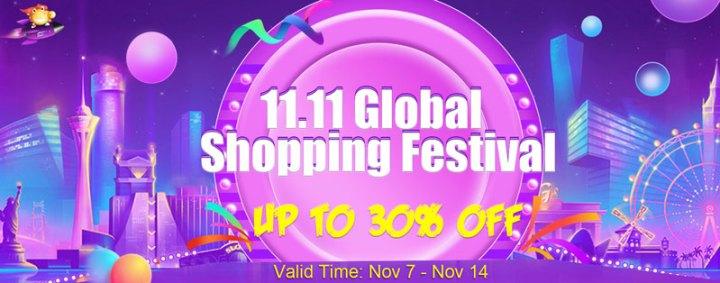11.11. Shopping Festival u Honorbuy webshopu - Mi Mix 3, Mi 8 i ekipa po super cijenama!