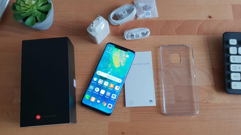 Huawei Mate 20 Pro - Unboxing i prvi dojmovi