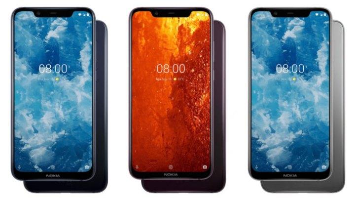 Nokia 8.1 službeno vani, cijena u Europi €399