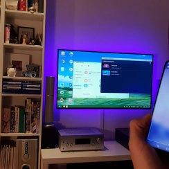 Huawei Mate 20 Pro - EMUI Desktop