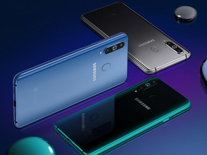 Galaxy A8s službeno vani kao prvi s in display selfie kamerom