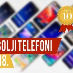 TOP 10 MOBITELI 2018
