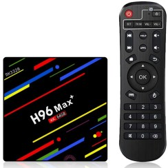 H96 Max+ je super 4K Kodi Android TV Box, imamo i kupon s popustom!