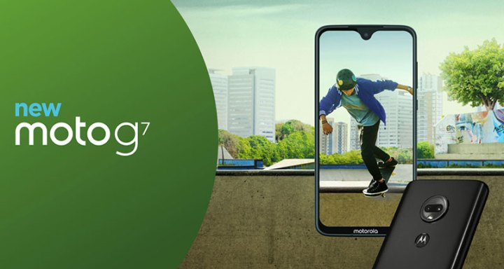 Moto G7, G7 Plus, G7 Play i G7 Power službeno vani - specifikacije i cijene