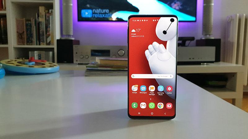 Recenzija: Samsung Galaxy S10