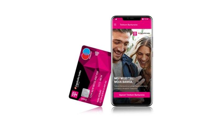 Hrvatski Telekom i Zagrebačka banka pokreću Telekom Bankarstvo