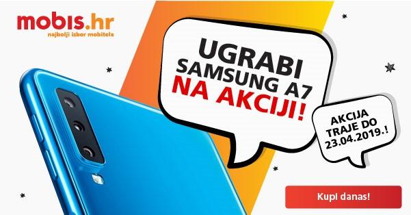Najbolje Samsung cijene i akcije čekaju te na mobis.hr!