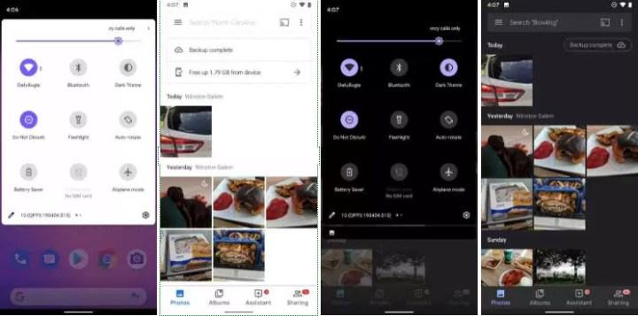 Android Q novosti
