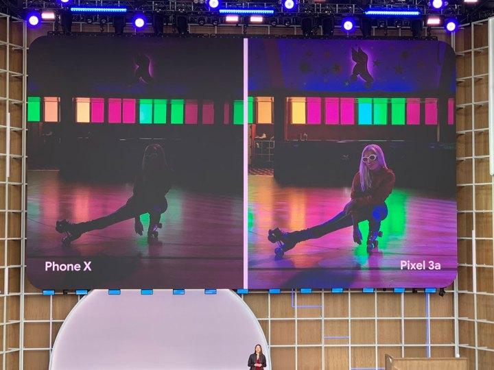 pixel 3a vs iphone xs
