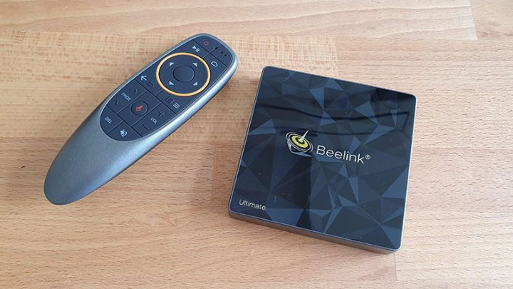 Beelink GT1-A Android TV Box Recenzija