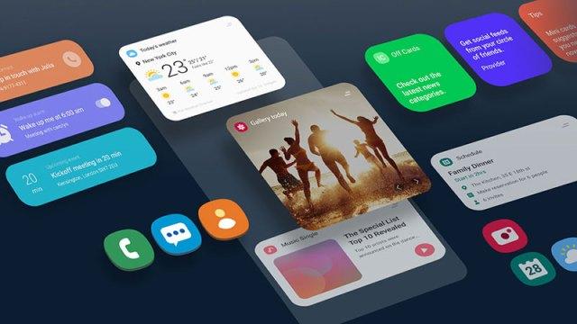 Samsung One UI u koraku s vremenom