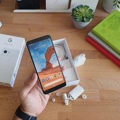 Google Pixel 3a XL - Unboxing i prvi dojmovi