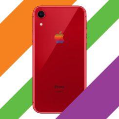 iPhone XI ove jeseni izgledno s jabukom u duginim bojama
