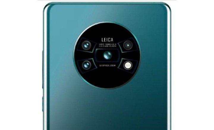Evo kako će izgledati Huawei Mate 30 Pro!
