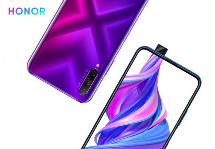 Honor 9X i 9X Pro službeno vani sa Kirin 810 čipom i pop-up selfie kamerom