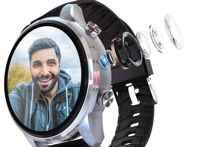 LEMFO LEF3 4G smartwatch s AMOLED zaslonom i kamerom na akciji u TomTopu!