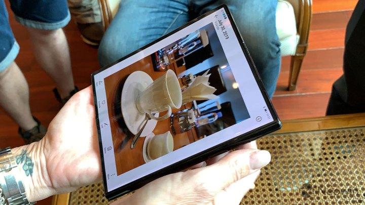 Redizajnirani Huawei Mate X dobio Kirin 990 i P30 Pro kamere