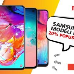 20% popust na vrhunske Samsung modele na mobis.hr!