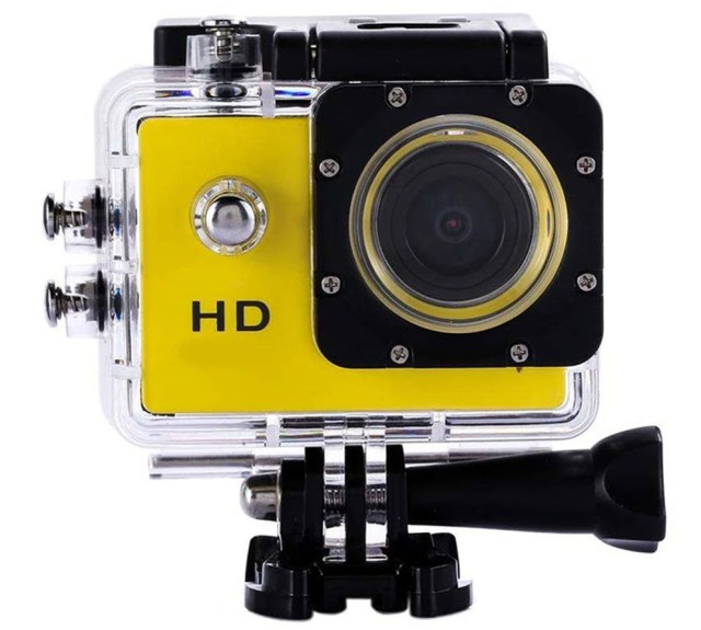 Quelima Outdoor Sports Action Camera